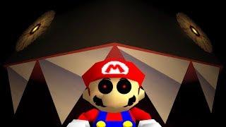 Super Mario 64 but different...