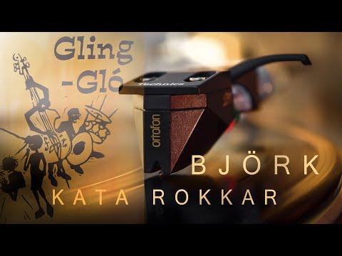 #Björk & Tríó Guðmundar Ingólfssonar#Kata Rokkar#vinyl#ortofon2mBlack