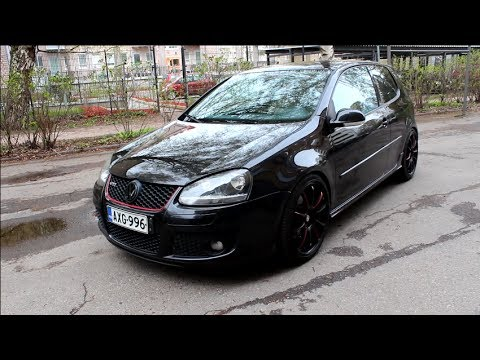 vw golf 5 gti remus auspuff mk5 exhaust sound remus. Black Bedroom Furniture Sets. Home Design Ideas
