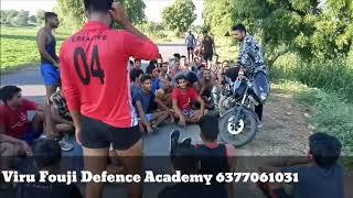 Army Running tips by Viru Fouji Defence Academy