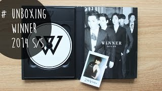 [Unboxing] WINNER 2014 S/S Normal Version