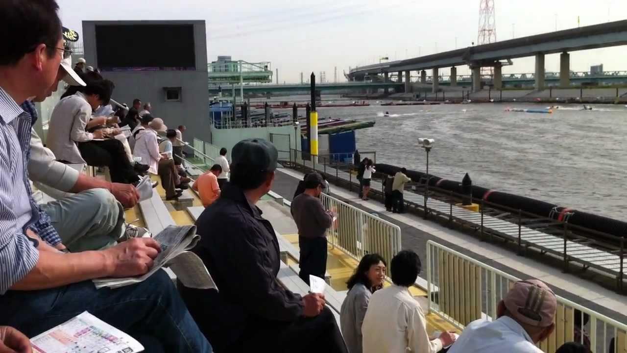 競艇 江戸川