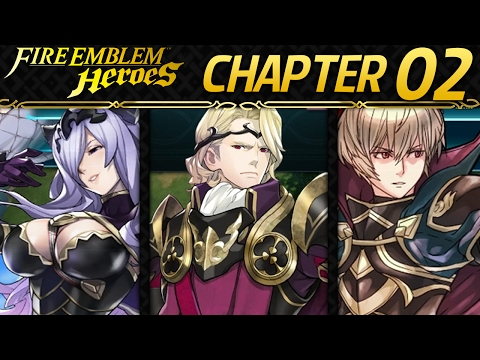 Fire Emblem Heroes - Chapter 2: World Of Conquest - (iOS and Android Gameplay!)