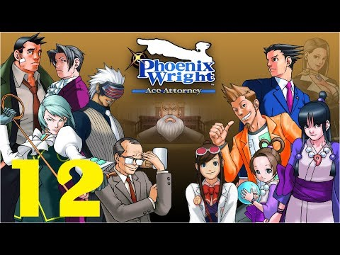 Let's Play Phoenix Wright Ace Attorney - Deel 12 Hammer Time Samurai Time Bitchslap