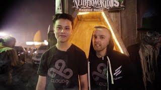 ELEAGUE Street Fighter V Group A Semifinals/Finals
