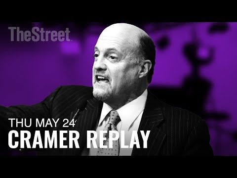 Jim Cramer on North Korea, Oil Prices, Apple and Carnival Co