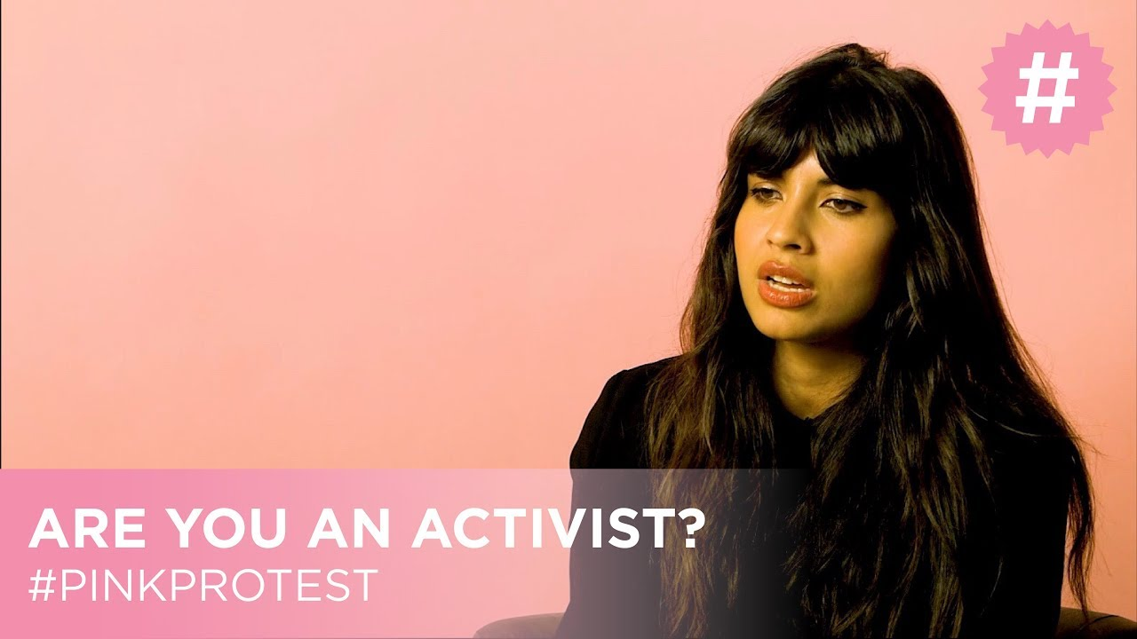ARE YOU AN ACTIVIST? | The Pink Protest