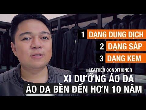 Xi dưỡng áo da, làm áo da bền 10 năm, leather conditioner | FTT LEATHER
