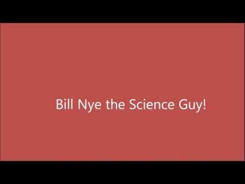 Bill Nye the Science Guy lyrics