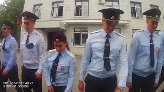 Сержант полиции ОВД Зюзино сын ветерана СОБР. Травля руководством