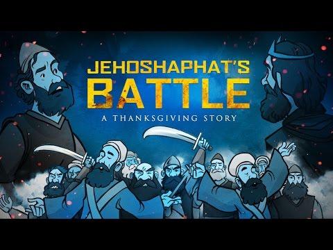 Jehoshaphat's Battle: Thanksgiving Bible Story For Kids | 2 Chronicles 20 | Sharefaithkids.com