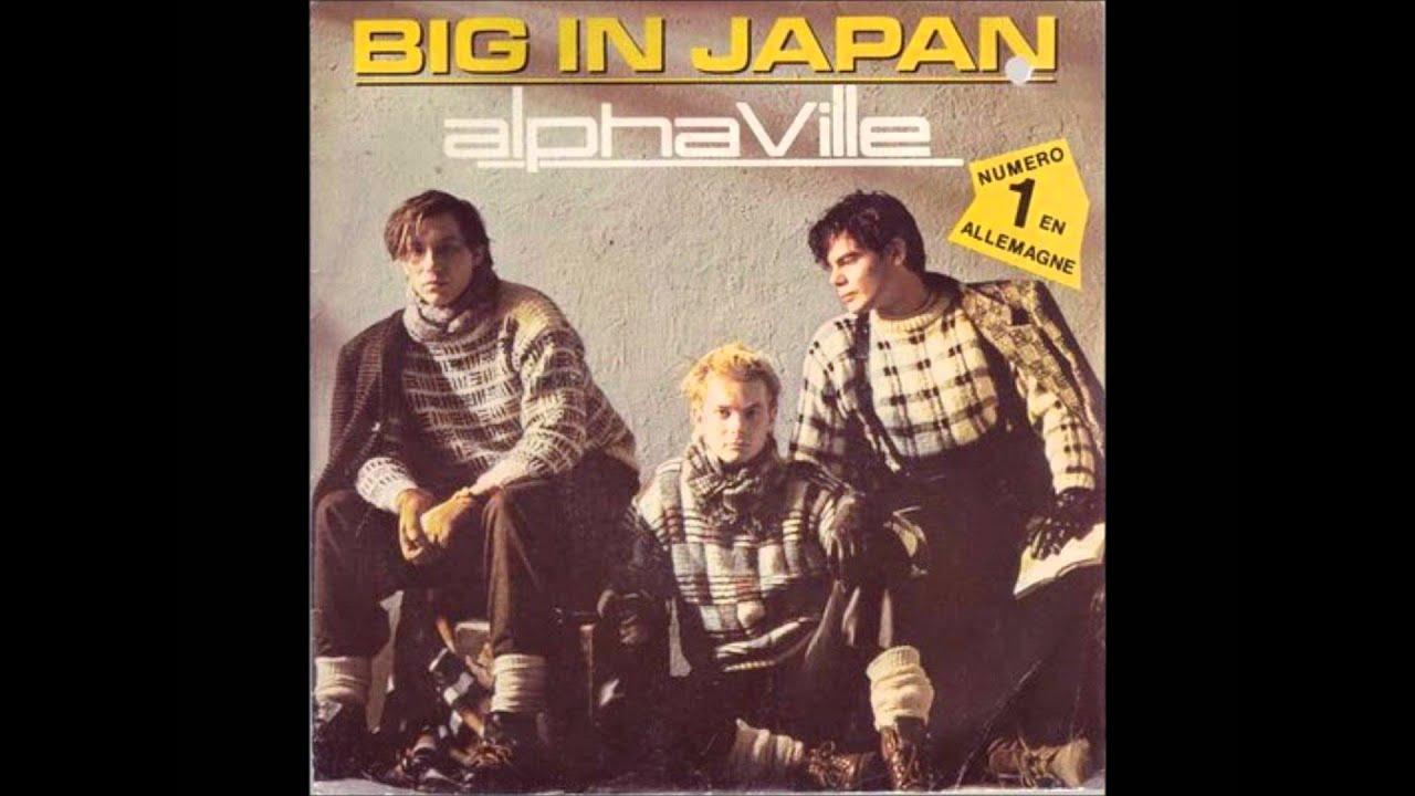 Alphaville  Big In Japan 2009 (ultrasound Retro Remix
