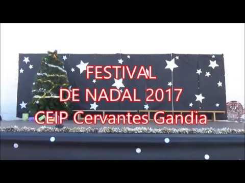 Festival de NAdal infantil i primer cicle