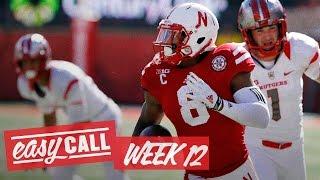 Week 12 College Football Spread Picks