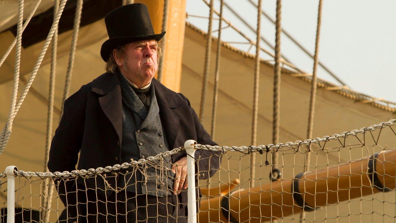 "Mr. Turner | Clip: ""Good Morning Mr. Turner"" | NYFF52"