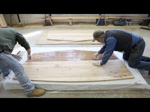 TIPS Season 3: The V-Bottom Skiff - Building the Transom