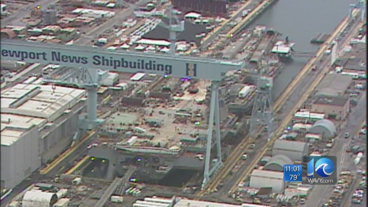 Liz Palka on Newport News Shipyard layoffs