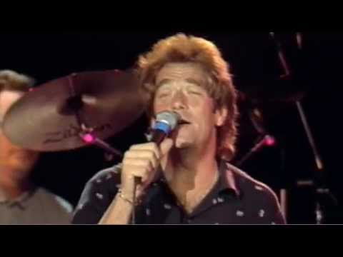 Huey Lewis & the News Trouble In Paradise