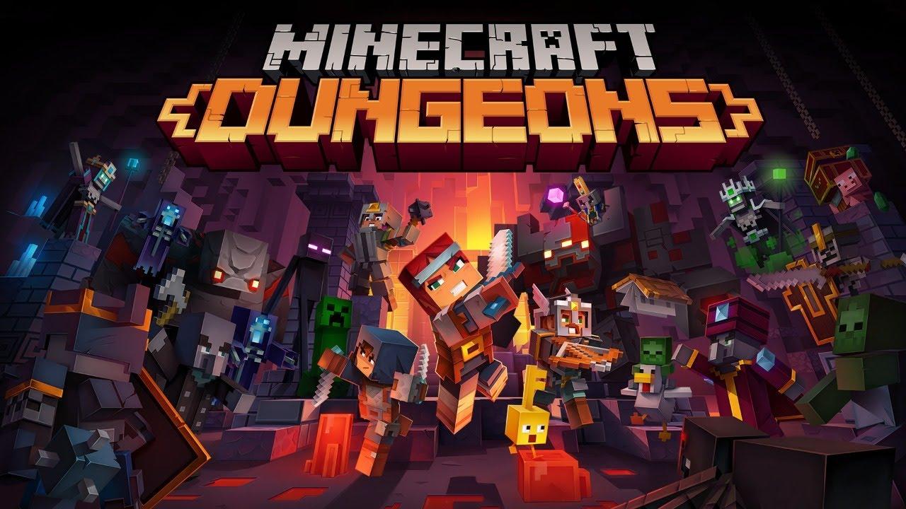 Minecraft Dungeons / w/Zeembool, RazNova