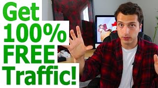 Get 100% FREE Traffic to Your Affiliate Niche Sites