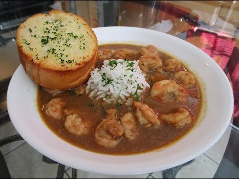 How To Make New Orleans Shrimp Etouffee