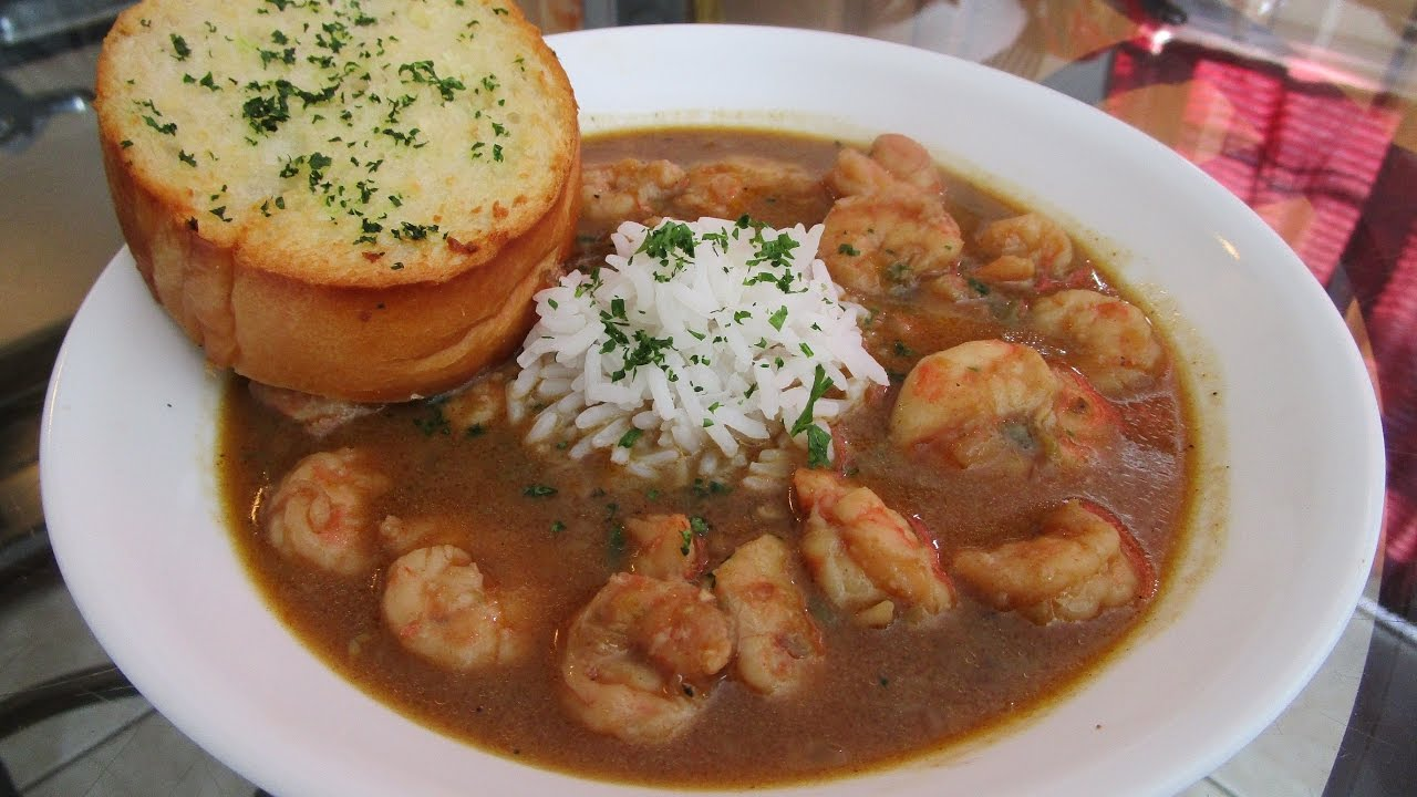 How To Make New Orleans Shrimp Etouffee Youtube