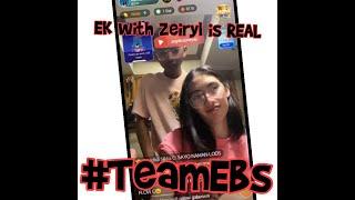 EK with Zeiryl tuloy na? Angelica Yap Bigo Live March 23