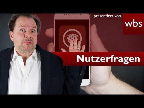 Rooten & Jailbreak – Legal oder Illegal? | Nutzerfragen Rechtsanwalt Christian Solmecke