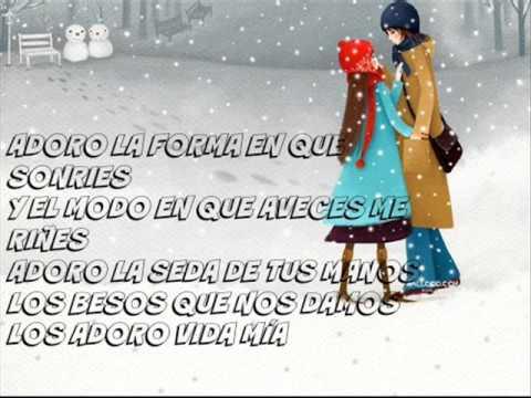 te adoro vida mia....!!!