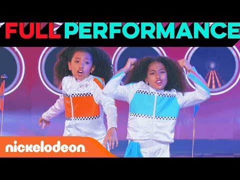"""Mirabelle & Anais Perform """"I Love It"""" by Icona Pop 🏁 