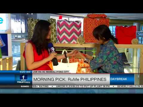 Morning Pick: RuMe Philippines