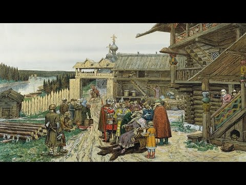 Russian Folk Music - Gray River Fort