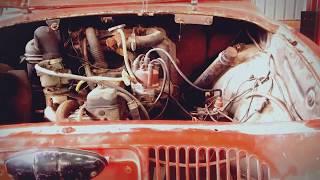 Renault Dauphine 1956 car restoration (Part-1)