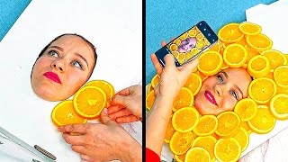 36 CRAZY AND CREATIVE PHOTO IDEAS