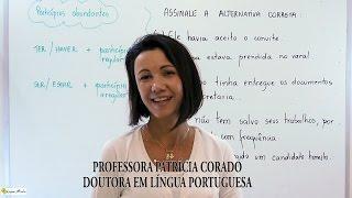 LÍNGUA MINHA - DICA RÁPIDA - PARTICÍPIO: REGULAR X IRREGULAR