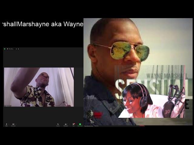 Marshayne aka Wayne 'G Spot' Marshal