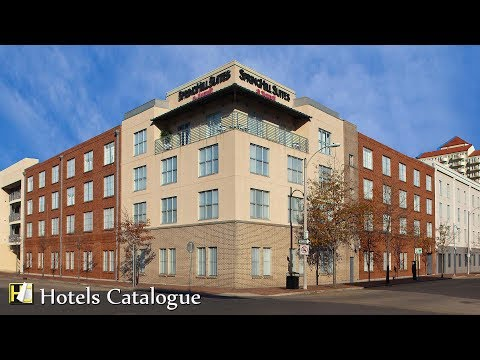 SpringHill Suites New Orleans Downtown/Convention Center Hot