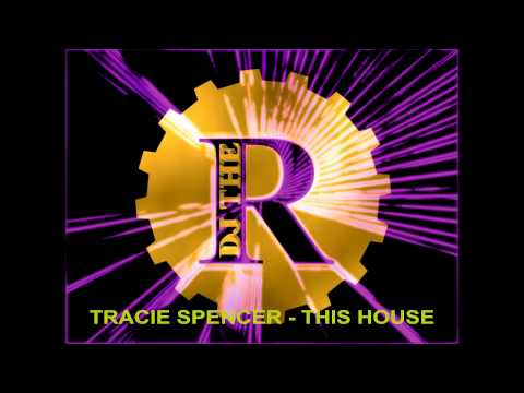 Tracie Spencer - This House (Funky mix) 1990