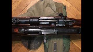 Маузер К98 против винтовки Мосина-Нагана М91/30 Часть3 / Mauser K98 vs. Mosin-Nagant M91/30 Part3