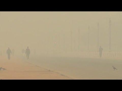 New Delhi has world's most toxic air