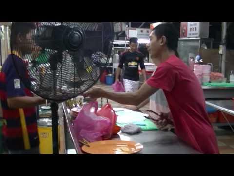 Kuala Lumpur Style Hokkien Noodles, Millenium 86 Restaurant