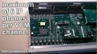 Avaya IP400 VCM 10