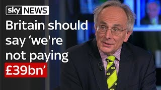 Peter Bone: Britain shouldn