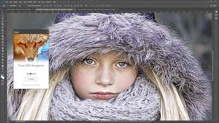 Free HDR Sharpener Plugin for Photoshop
