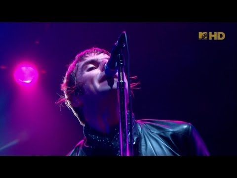 Oasis - Champagne Supernova (Live at Wembley Arena 2008)