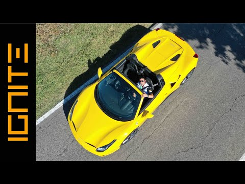 Ferrari 488 Test Drive on board Review | Sub ENG