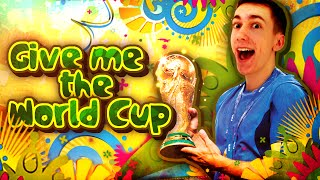 WORLD CUP FINALE GIVE ME THE WORLD CUP FIFA 14 Ultimate Team