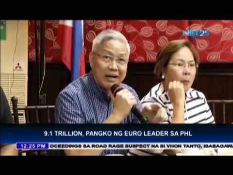 Euro leaders promise 9.1 trillion euro to the Philippines