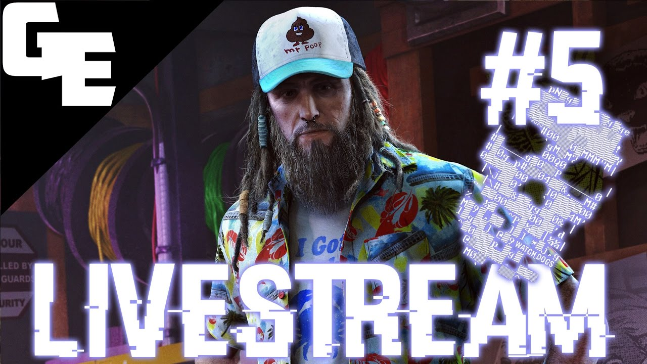 T-Bone Chaos Challenge Week 3 || Watch Dogs 2, Livestream #5 - T-Bone Chaos Challenge Week 3 || Watch Dogs 2, Livestream #5
