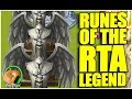SUMMONERS WAR: The Runes of RTA LEGEND...